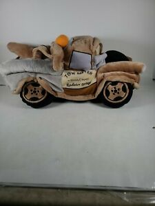 Tow-Mater Plush Soft Toy Doll Disney Cars 2 Truck Radiator Springs Pillow 15inch
