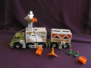 1997 Matchbox Mega-rig Rescue Squad Off-Road Truck