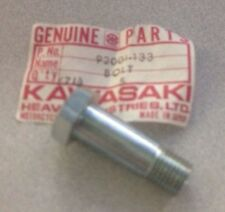1973-1979 Kawasaki KX250 KX400 KX450 F12MX Rear Shock Bolt 92001-133 NOS OEM