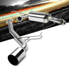 """4.5"""" Round Muffler Tip Exhaust Catback System For 00-05 Celica GT/GTS 1.8L DOHC"""