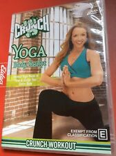 Yoga Body Scupt Crunch Work Out