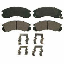 Wagner ZD154 Frt Ceramic Brake Pads