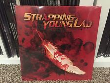 Strapping Young Lad - SYL -  BLACK VINYL - LP record devin townsend s/t