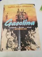 "GASOLINA PROMO POSTER 2017 18"" x 24"" SKYBOUND PROMOTIONAL IMAGE COMICS UNUSED"
