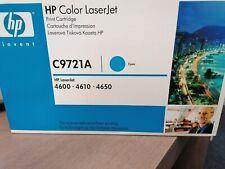 HP Print cartridge Cyaan Tb.v. HP 4600-4610-4650