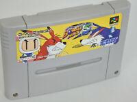 Super Famicom SUPER BOMBERMAN 5 dynablaster Nintendo Cartridge Only sfc