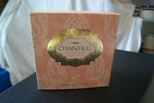 CHANTILLY DUSTING POWDER BY DANA IN ORIGINAL BOX WITH PUFF - UNUSED OPEN BOX