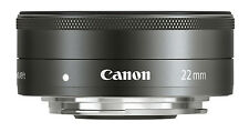 Canon EF-M 22MM F/2 STM 22 mm Pancake 1:2 pour EOS M direct du boutique nr.1