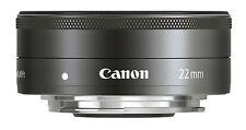 Canon EF-M 22mm f/2 STM 22 mm Pancake 1:2 für EOS M direkt vom Canon shop Nr.1