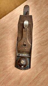 vintage Stanley USA No 4 1/2 Plane for Restoration