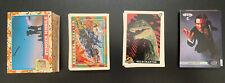 Collection Of 87 Collectible Cards Desert Storm, Gi Joe, Batman, Jurassic Park