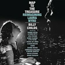 Billy Childs - Map to the Treasure: Reimagining Laura Nyro [New CD]