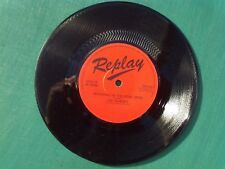 """Lee Dorsey - Working In The Coal Mine - 7"""" Single - Replay NEW MINT  3 tracks"""