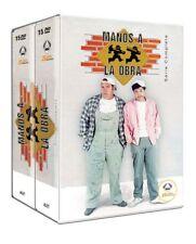 Manos a la obra - serie completa (25 Años A3) DVD