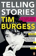 Telling Stories by Burgess, Tim | Paperback Book | 9780241957974 | NEW