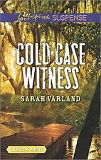 Cold Case Witness (Love Inspired Large Print Suspe