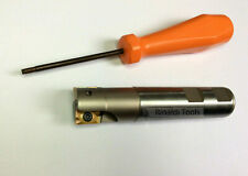 19/% MwST. 1 x APKT 1604-TIN......Schaftfräser-SET 25mm// Z = 2 NEU! Incl
