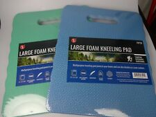 "New Large Foam Kneeling Pd 14-1/2""x12""x5/8"" Knee Mat Seat Cushion Gardening Home"
