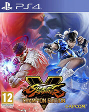 Street Fighter V Champion Edition (PS4)  BRAND NEW AND SEALED - QUICK DISPATCH