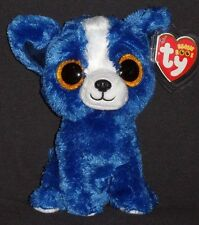 TY BEANIE BOOS - T-BONE the DOG - GIFT SHOW EXCLUSIVE - MINT with MINT TAG
