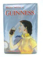 Blechschild Guinness Bier Relax Metall Schild 30 cm,Nostalgie Metal Shield,Neu