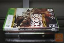 Medal of Honor: Warfighter LE + Steelbook Bundle (Xbox 360 2012) FACTORY SEALED!