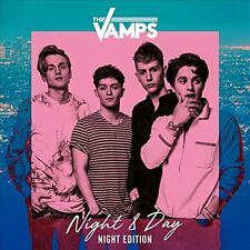 THE VAMPS NIGHT & DAY CD / DVD NIGHT EDITION - NEW RELEASE JULY 2017