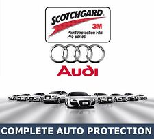 Audi Vehicles Hood Protection Kit 3M Paint Protector Film Partial Hoods