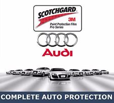 Audi Vehicles Headlights Protection Kit 3M Headlight Protector Film