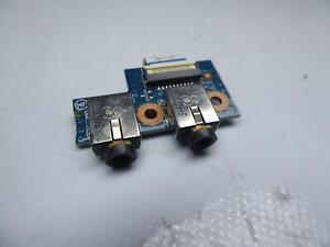 HP ProBook 4520s Audio Board mit Kabel 554GK04001G1A #4329