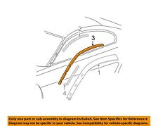 NEW OEM Ford Roof Pillar Molding Seal Right Upper 3R3Z-6351822-AA Mustang 94-04
