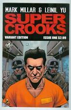 Super Crooks #1 Variant 1:25 Dave Gibbons (Marvel/Icon 2012) Movie Optioned NM