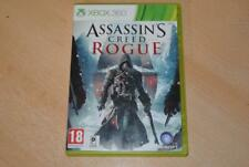 Assassin's Creed Rogue Xbox 360 UK PAL **PLAYABLE ON XBOX ONE**