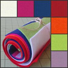 6x12 Wool Felt Sheets - Color Happy Collection - 7 Sheets of Merino Felt