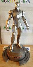 IRON MAN STATUE 1811/2500 MARK II KOTOBUKIYA SILVER EDITION MARVEL COMICS