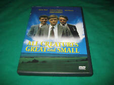 ALL CREATURES GREAT AND SMALL DVD ANTHONY HOPKINS