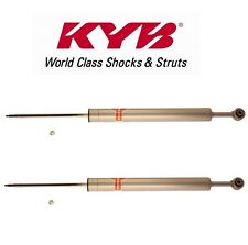 Ford Focus 2012-2014 Pair Set of 2 Rear Shock Absorbers KYB Gas-a-Just 554402