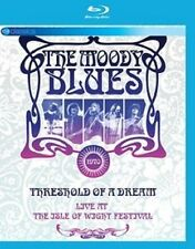 The Moody Blues-Threshold of a Dream-Live Isle of Wight Festival BLU-RAY NUOVO