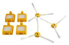 Filtro Y CEPILLO LATERAL para iRobot Roomba 700 Serie de hannets nr. 7.0.0.3.4