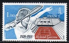 (Ref-11795) France 1978 Roland Garros Tennis Stadium 50th Anniv.SG.2274 Mint MNH