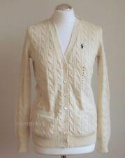 Ralph Lauren Damen-Pullover & -Strickware mit V-Ausschnitt aus Baumwolle