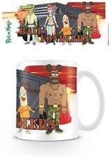 Rick and Morty -  Ball Fondlers Ceramic Mug