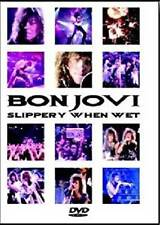 Dvd BON JOVI Slippery Ehen Wet .....NUOVO