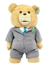 Ted 2 Talking Ted In Suit 24 Inch Plush Teddy Bear - Rated PG