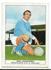 Nabisco 1969-70 Footballers No 15 Mike Summerbee Manchester City and England