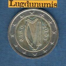 Pièces euro de l'Irlande pour 2 Euro année 2005