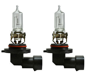 2 NEW Sylvania High Performance 9005 HB3 U Halogen Headlight Bulbs Pair