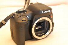 Canon Eos Rebel T6I Digital Slr Camera Body - Parts or Repair Upside Down Screen