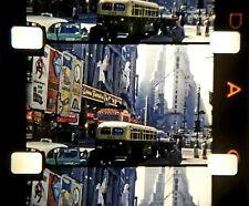 16mm Home Movie ~ 1953 New York City, Times Square, Etc.