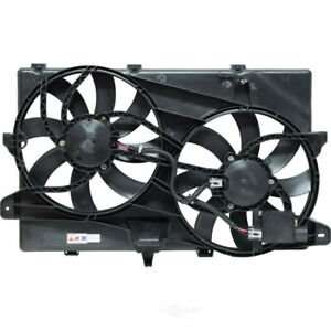 Dual Radiator and Condenser Fan Assembly-VIN: C UAC FA 50283C